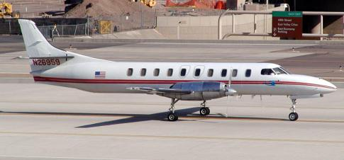 Aircraft for Sale/Lease in USA: 1986 Fairchild Swearingen Metro III - 1