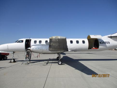 Aircraft for Sale/Lease in USA: 1986 Fairchild Swearingen Metro III - 3