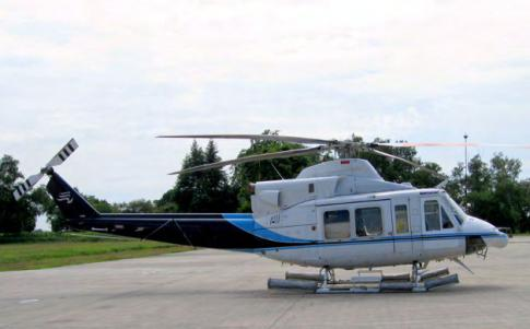 Aircraft for Sale in Indonesia: 2006 Bell 412EP