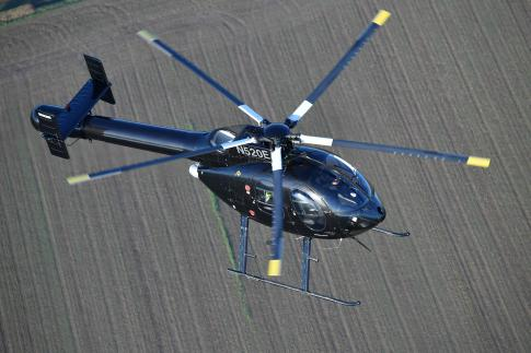 Aircraft for Sale in UK: 1993 MD Helicopters 520N - 2