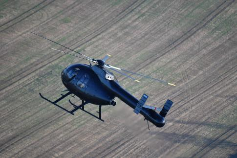 Aircraft for Sale in UK: 1993 MD Helicopters 520N - 3