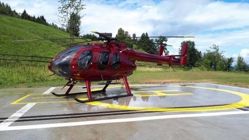 Aircraft for Sale in UK: 2005 MD Helicopters 600N - 3