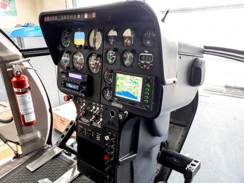 Aircraft for Sale in UK: 1985 MD Helicopters 500E - 2