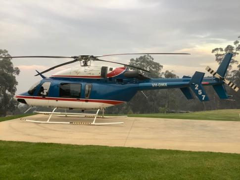 Aircraft for Sale/ Swap/ Trade in NSW, Australia: 2007 Bell 427