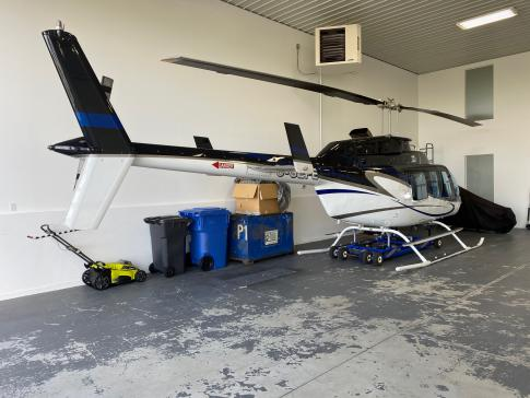 Aircraft for Sale in Quebec: 1980 Bell 206L1 - 3