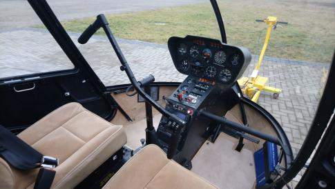 Aircraft for Sale in Poland: 2005 Robinson Raven II - 3