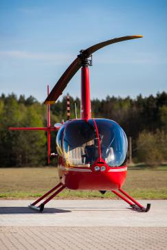 Aircraft for Sale in Poznań, Poland (EPPK): 2011 Robinson R-44 Raven II