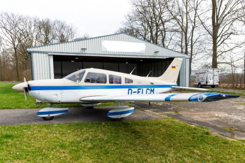 Aircraft for Sale in Germany: 1986 Piper Archer II - 3