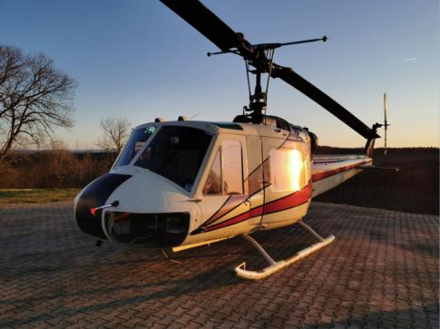 Aircraft for Sale in Germany: 1966 Bell 204/UH-1F Iroquois (Huey)