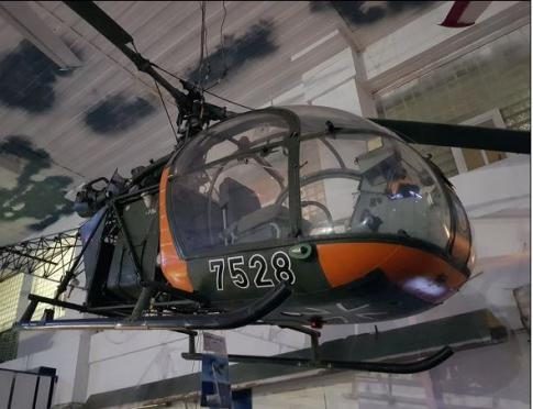 Aircraft for Sale in Germany: 1970 Eurocopter SE 3130 Alouette II