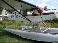 Off Market Aircraft in Quebec: 1954 Piper PA-18 - 2