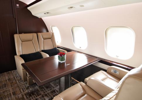Off Market Aircraft in Malaysia: 2016 Bombardier Global 6000 - 2