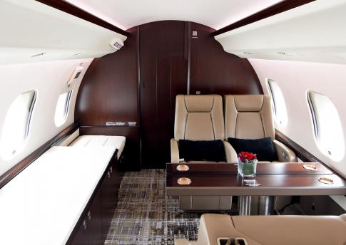 Off Market Aircraft in Malaysia: 2016 Bombardier Global 6000 - 3
