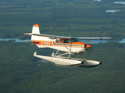 Aircraft for Sale in Lachute, Quebec, Canada (CSE4): 1966 Cessna A185E Skywagon
