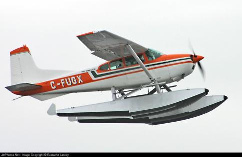 Aircraft for Sale in Quebec: 1966 Cessna 185E - 2