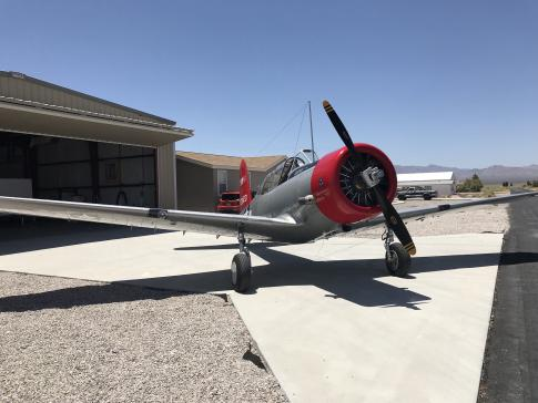 Aircraft for Sale/ Swap/ Trade in Las Vegas, Nevada, United States (3L2): 1941 Vultee BT-13A