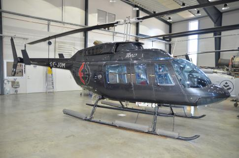 Aircraft for Sale in Sweden (ESSN): 1982 Bell 206L3 LongRanger III
