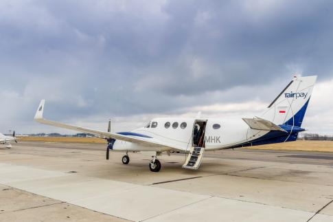 Off Market Aircraft in Poland: 2011 Beech C90GTx - 2