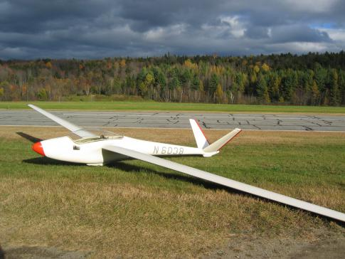 Aircraft for Sale in Burlington, Vermont, United States (b06): 1972 Glasflugel H.101
