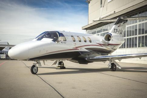 Aircraft for Sale in Switzerland: 2014 Cessna Citation M2 - 1