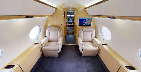 Aircraft for Sale in UK: 2014 Gulfstream G650 - 2