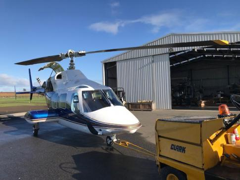 Aircraft for Sale in Launceston, Tasmania, Australia: 1981 Bell 222A
