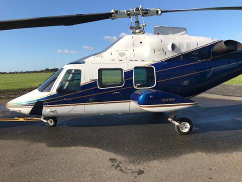 Off Market Aircraft in Tasmania: 1981 Bell 222A - 2