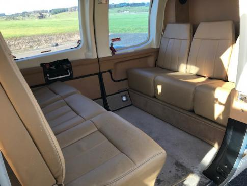 Off Market Aircraft in Tasmania: 1981 Bell 222A - 3