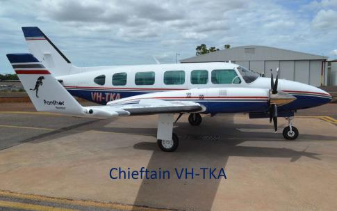 Aircraft for Auction in Perth, Western Australia, Australia: 1982 Piper PA-31-350 Chieftain Panther