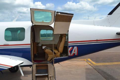 Off Market Aircraft in Western Australia: 1982 Piper Chieftain Panther - 3