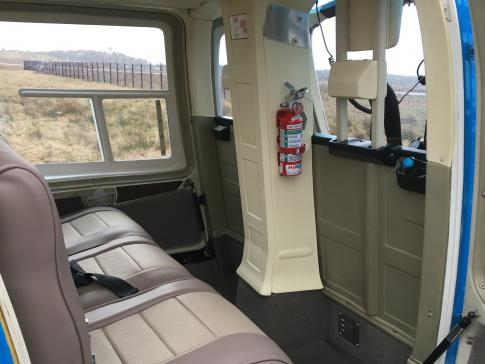 Aircraft for Sale in Sweden: 1975 Bell 206B - 2