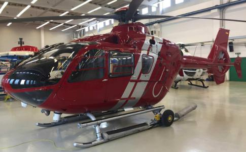 Aircraft for Sale in Germany: 2002 Eurocopter EC 135P2+