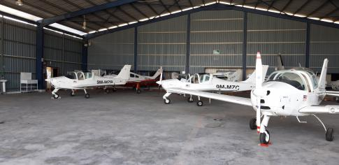 Off Market Aircraft in Malaysia: 2010 Tecnam P2002-JF - 1