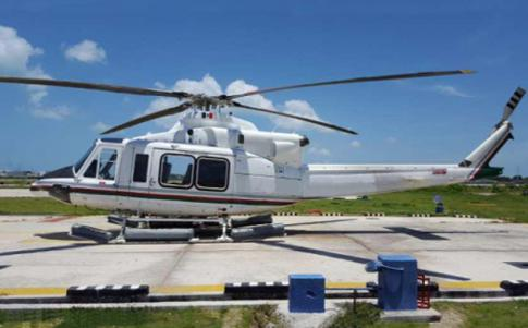 Aircraft for Sale in Mexico: 2012 Bell 412EP