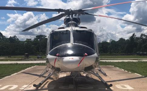 Aircraft for Sale in Mexico: 1988 Bell 412SP - 2