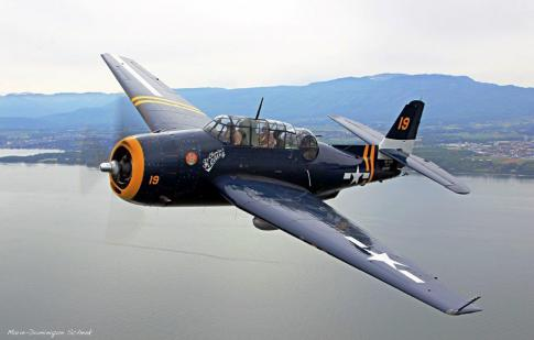 Aircraft for Sale in Switzerland: 1945 Grumman TBM-3E Avenger