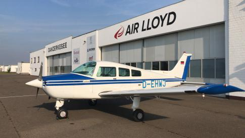 Aircraft for Sale in Zweibruecken, RP, Germany (EDRZ): 1973 Beech C23 Sundowner 180