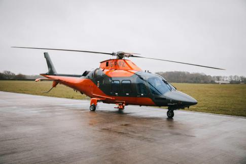 Aircraft for Sale in United Kingdom: 2016 Agusta AW109SP Grand New