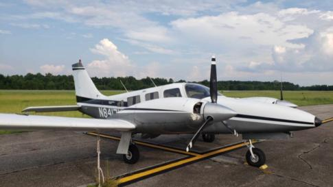 Aircraft for Sale in Georgia, United States: 1981 Piper PA-34 Seneca III