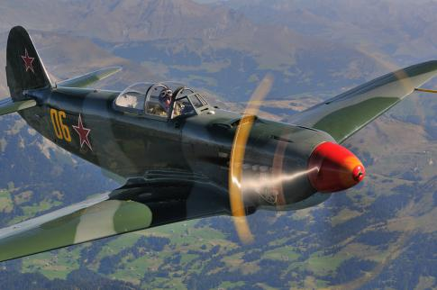 Aircraft for Sale in Switzerland: 1999 Yakovlev YAK-9UM