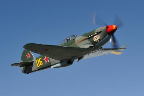 Aircraft for Sale in Switzerland: 1999 Yakovlev YAK-9UM - 2