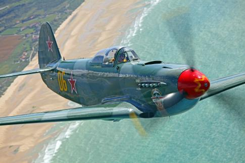 Aircraft for Sale in Switzerland: 1999 Yakovlev YAK-9UM - 3