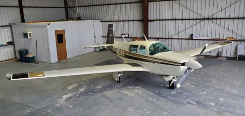 Aircraft for Sale in Seminole, Oklahoma, United States (KSRE): 1980 Mooney M20K 231