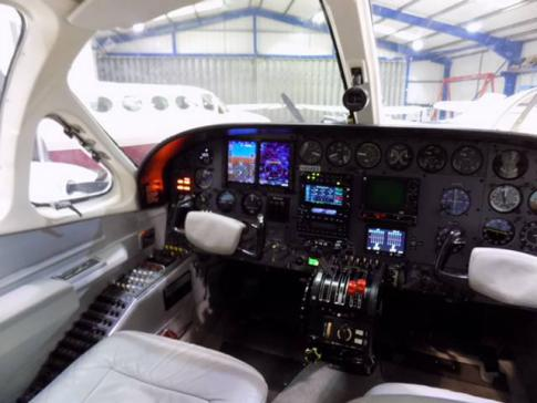 Aircraft for Sale in UK: 1976 Cessna 421C - 3