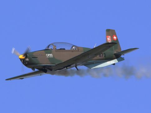 Aircraft for Sale in Switzerland: 1959 Pilatus P3-05