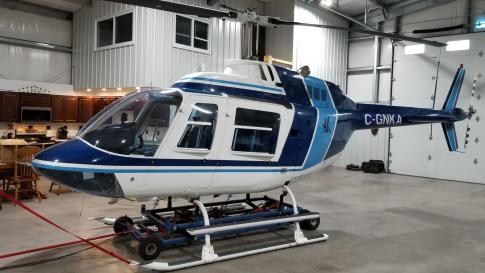 Aircraft for Sale in Canada: 1977 Bell 206B3 - 1