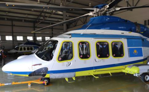 Aircraft for Sale in Kazakhstan: 2010 Agusta AW139 - 1
