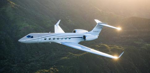 Aircraft for Sale in Atlanta, Georgia, United States: 2014 Gulfstream G550