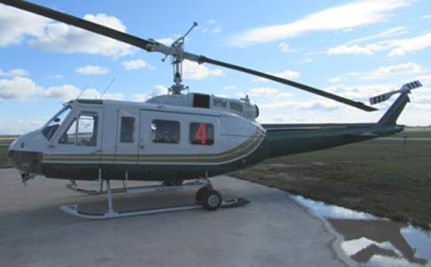 Aircraft for Sale in Canada: 1968 Bell 205A-I Iroquois (Huey)