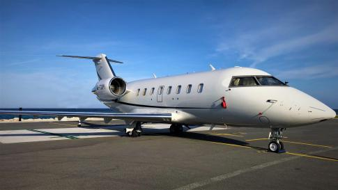 Aircraft for Sale in UK: 2009 Bombardier Challenger 605 - 1